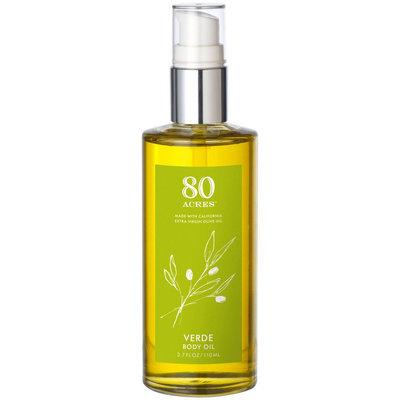 80 Acres Verde Body Oil - 3.7 oz