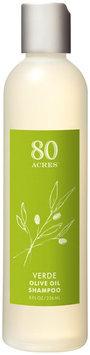 80 Acres Verde Olive Oil Shampoo - 8 oz