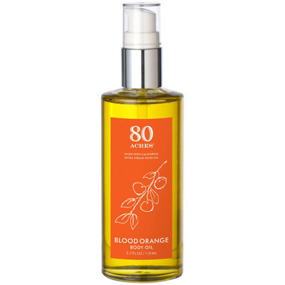 80 Acres Blood Orange Body Oil - 3.7 oz