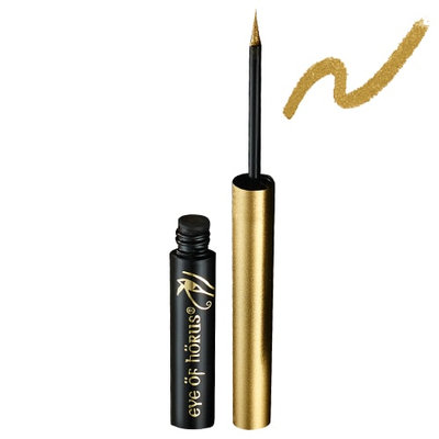 Eye of Horus Liquid Metal Liner - Alchemy Gold
