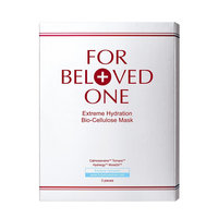 For Beloved One Extreme Hydration Bio Cellulose Mask 3pcs