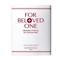 For Beloved One Melasleep Whitening Bio-Cellulose Mask (3 ct)