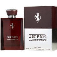 Ferrari Amber Essence by Ferrari, 3.3 oz Eau De Parfum Spray for Men