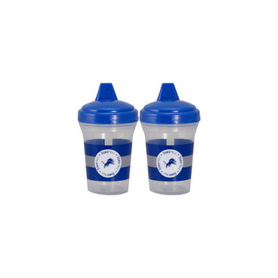 Detroit Lions Sippy Cup 2-Pack Baby Fanatic