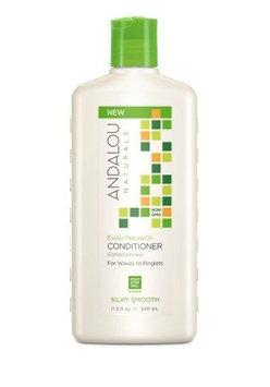 Andalou Naturals 231298 Exotic Marula Oil Silky Smooth Conditioner Shampoo