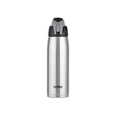 Thermos Vacuum Insulated Stainless Steel Hydration Bottle - 24oz - Stainless
