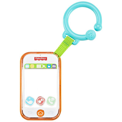 Fisher-Price Musical Smart Phone, Multicolor