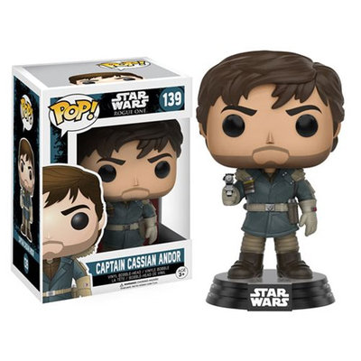 Funko Pop! Star Wars Rogue One - Captain Cassian Andor