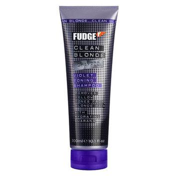 Fudge Professional Clean Blonde Violet Shampoo