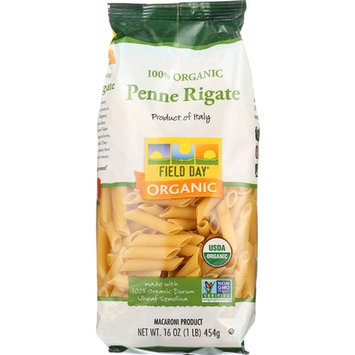 FIELD DAY Organic Traditional Penne Rigate Pasta 16 OZ