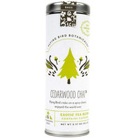 Flying Bird Botanicals Organic Cedarwood Black Chai Tea
