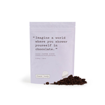 Frank Body Cacao Coffee Scrub