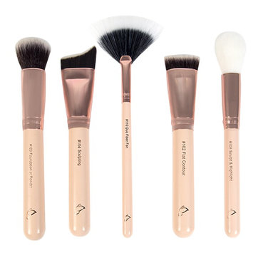 Glamher Booth Contour & Slay Brush Set