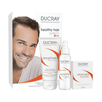 DuCray DUCRAY healthy hair system - MEN (set)