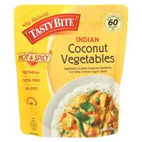 Tasty Bite Heat & Eat Indian Cuisine Entr e - Hot & Spicy Coconut Vegetables - 10 oz