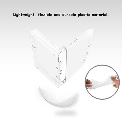 Insten Translucent Clear TPU Protective Shell Case Cover Skin For New Nintendo 3DS XL LL