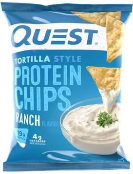 Quest® Ranch Tortilla Style Protein Chips