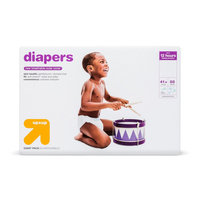Diapers Giant Pack Size 7 up & up™