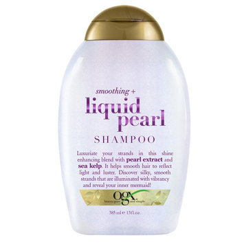 Ogx Smoothing + Liquid Pearl Shampoo