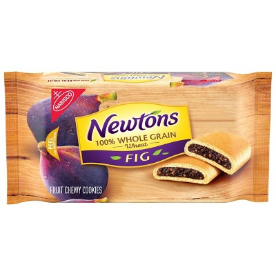 Newtons Fig 100% Whole Grain Soft & Chewy Fruit Cookies - 10oz