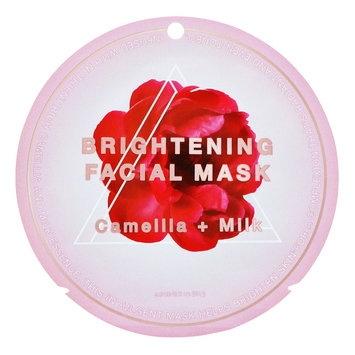 My Spa Life Brightening Facial Mask Camellia + Milk