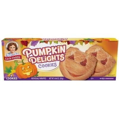 Little Debbie Pumpkin Delights