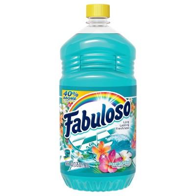 Fabuloso All Purpose Cleaner Ocean Paradise - 56 fl oz