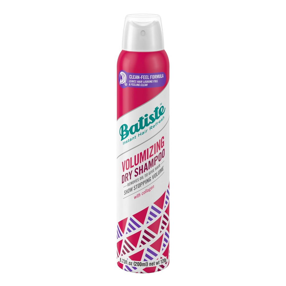 Batiste Volumizing Dry Shampoo with Collagen - 6.73 fl oz