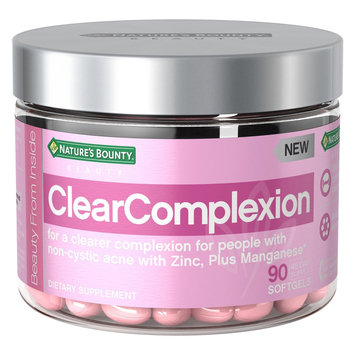 Nature's Bounty® Clear Complexion Dietary Supplement Softgels