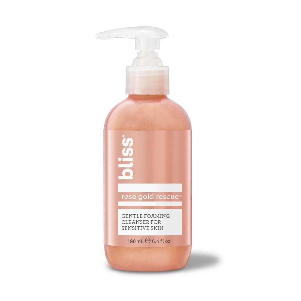 bliss® Rose Gold Rescue™ Cleanser