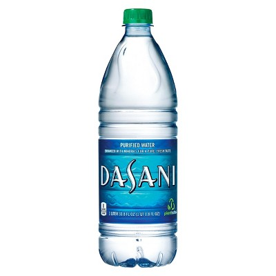 Dasani Purified Water - 24pk/16.9 fl oz Bottles