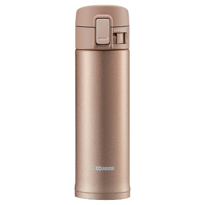 Zojirushi 16oz Stainless Steel Vacuum Bottle with Nonstick Interior - Rose Gold