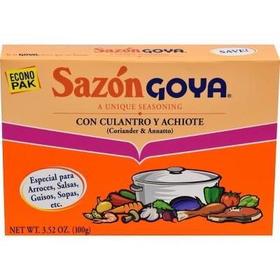 Goya Coriander & Annatto Seasoning 3.52 oz