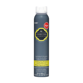 Hask Sulfate-Free and Paraben-Free Charcoal Purifying Dry Shampoo - 6.3 fl oz