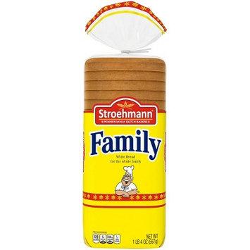 Stroehmann Bread White Family Size
