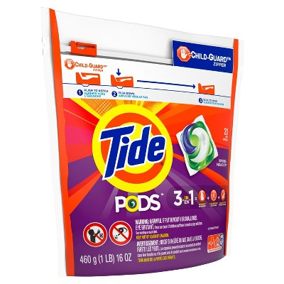 Tide Pods Laundry Detergent Pacs Spring Meadow - 20ct