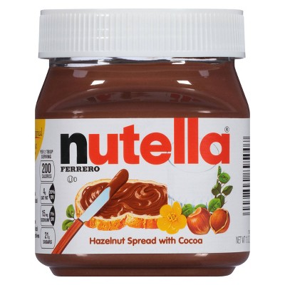 Ferrero Nutella Chocolate Hazelnut Spread - 13oz