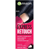 Garnier Express Retouch Black Black