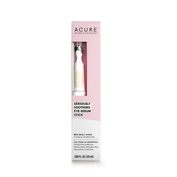 Acure Seriously Soothing Eye Serum Stick Facial Treatments - 0.38 fl oz