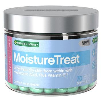 Nature's Bounty® MoistureTreat Dietary Supplement Beauty Gels