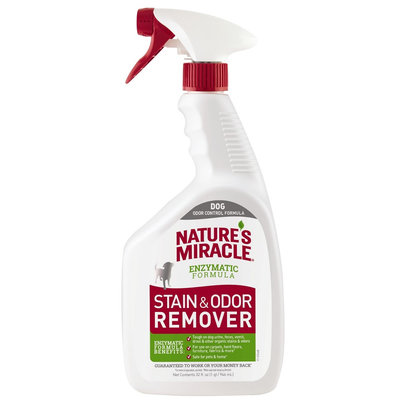 Nature's Miracle Spray Pet Stain Remover - 32 Oz