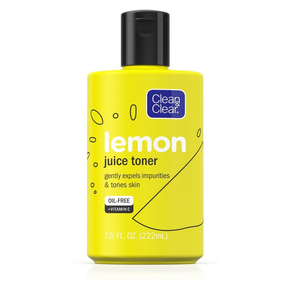 Clean & Clear Alcohol-Free Lemon Juice Facial Toner