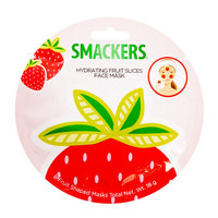 Smacker Facial Mask Strawberry - 1ct