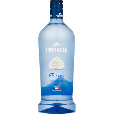 Pinnacle Whipped Vodka - 1.75L Bottle