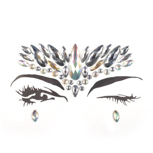 The Gypsy Shrine SHR X Unicorn Crown All In One Face Jewels