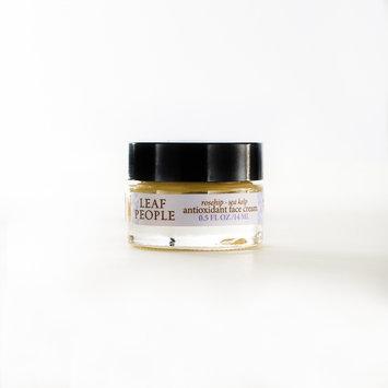 Leaf People Rosehip Sea Kelp Antioxidant Face Cream0.5 oz.