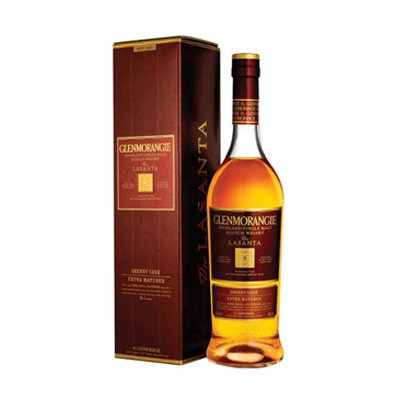 Glenmorangie Lasanta 12 Years Old Sherry Cask Single Malt Scotch Whisky
