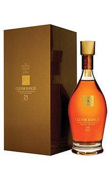 Glenmorangie Quarter Century 25 Years Old Single Malt Scotch Whisky