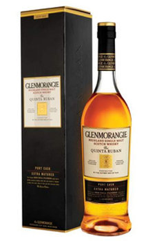 Glenmorangie Quinta Ruban 12 Years Old Port Cask Single Malt Scotch Whisky