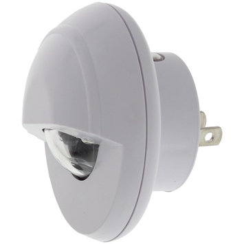 Bright Way BRIGHT-WAY 896LED Wide-Angle Spot Rotating LED Night-Light with Night Sensor